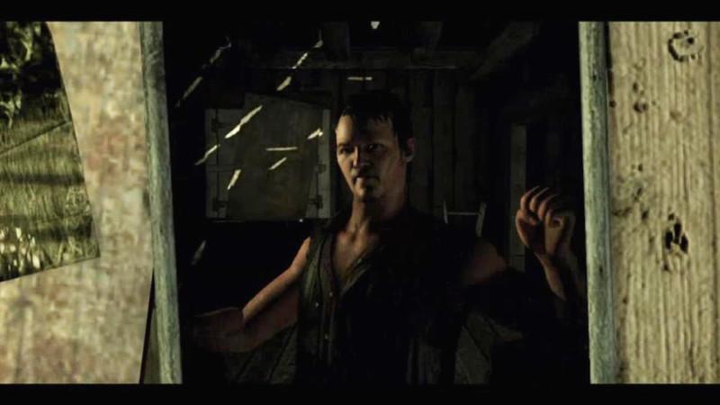 Survival Instinct Game Trailer