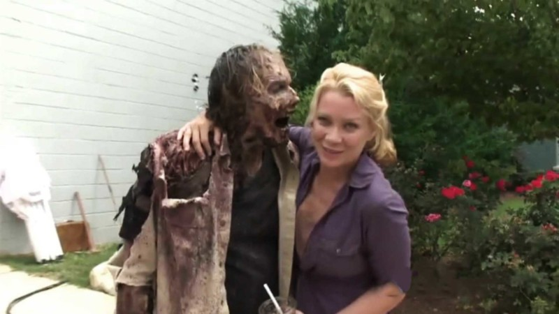 (SPOILERS) The Making of Episode 309 The Suicide King: Inside The Walking Dead
