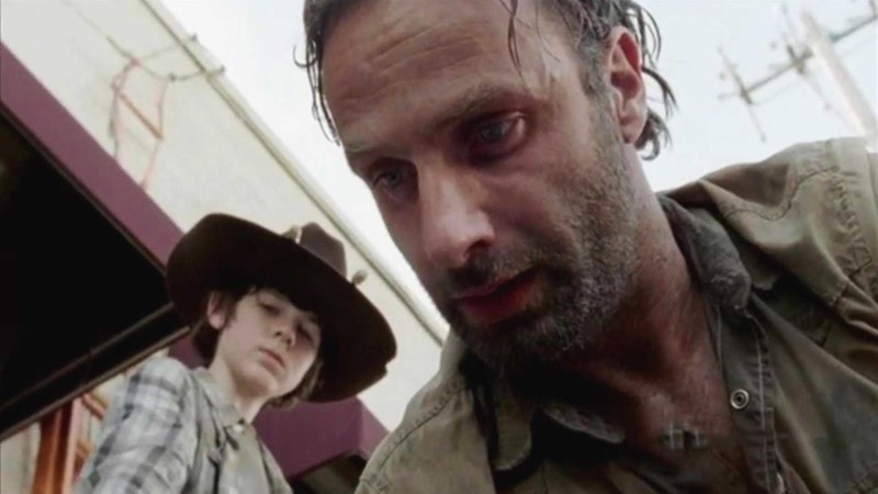 (SPOILERS) Inside Episode 312 The Walking Dead: Clear