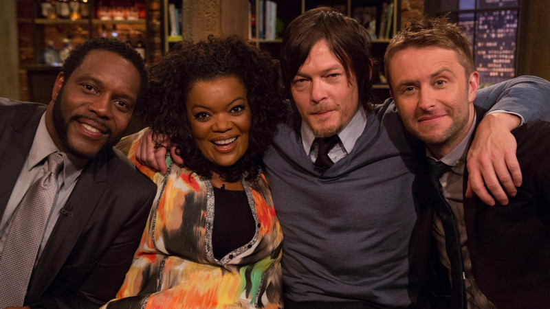 Episode 316 Bonus Video: Talking Dead