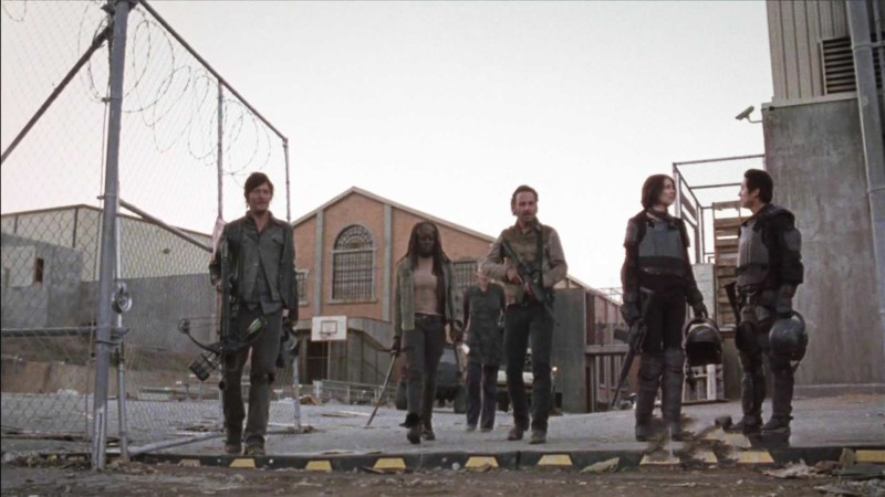 (SPOILERS) A Look Ahead: Inside The Walking Dead