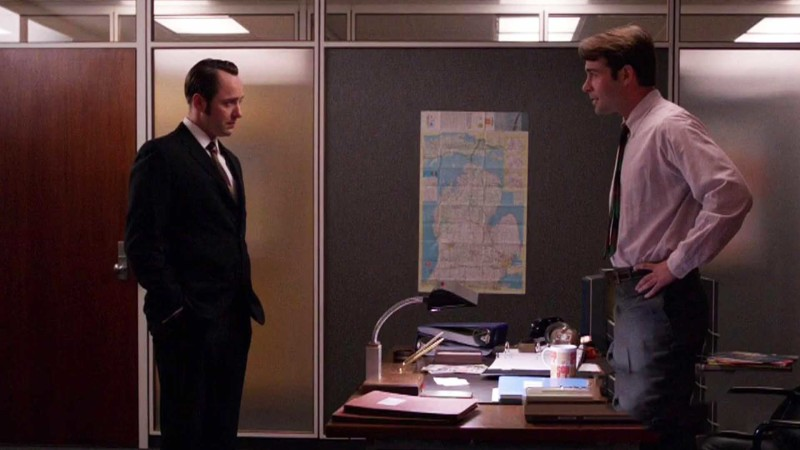 Inside Episode 612 Mad Men: The Quality of Mercy