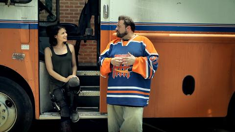 Marrying Lauren Cohan, On Set with Kevin Smith: The Walking Dead