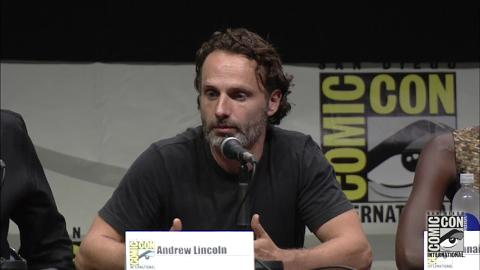 Comic-Con Panel 2013: The Walking Dead