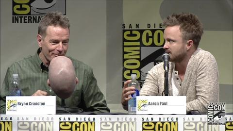 Comic-Con Panel 2013: Breaking Bad