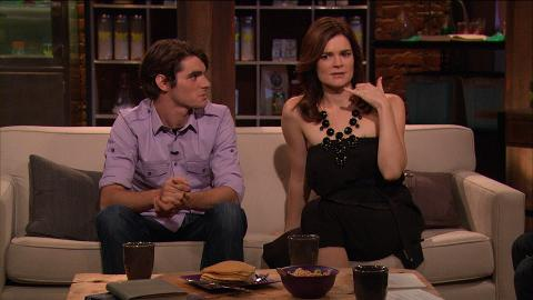 RJ Mitte and Betsy Brandt on Hank and Marie: Talking Bad