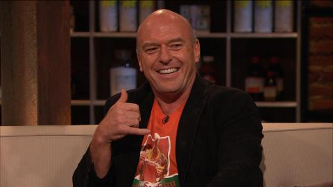 Dean Norris and Bill Hader on Dean's Last Day: Talking Bad