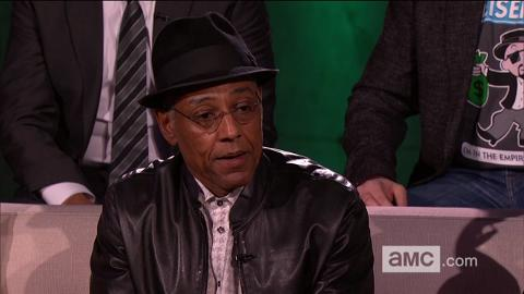 Giancarlo Esposito on Gus: Talking Bad
