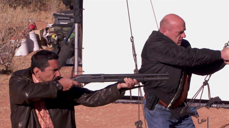 (SPOILERS) Making of Episode 513 To'hajiilee: Breaking Bad