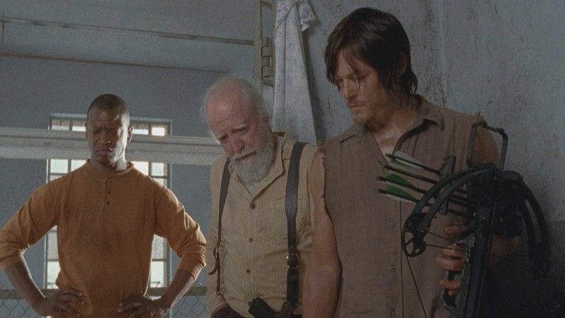 (SPOILERS) Inside Episode 402: The Walking Dead: Infected