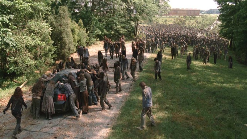 (SPOILERS) Making of Episode 403: The Walking Dead: Isolation