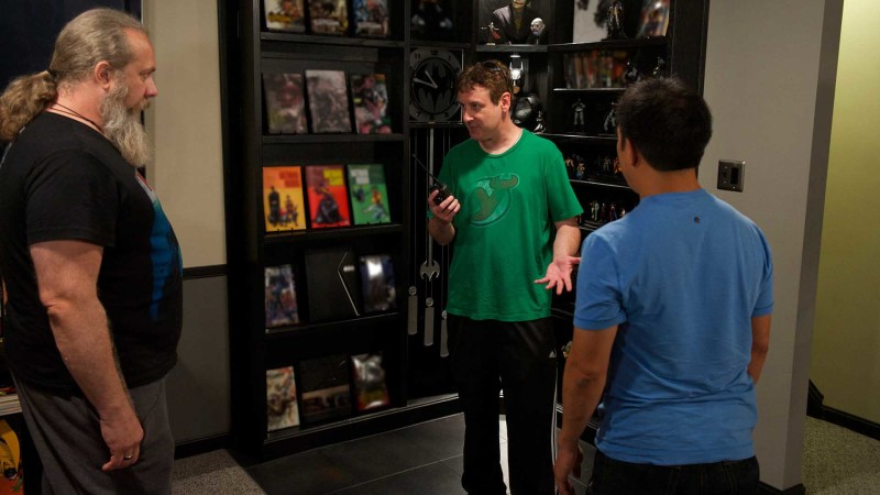 Talked About Scene: Episode 302: Comic Book Men: To The Bat Cave