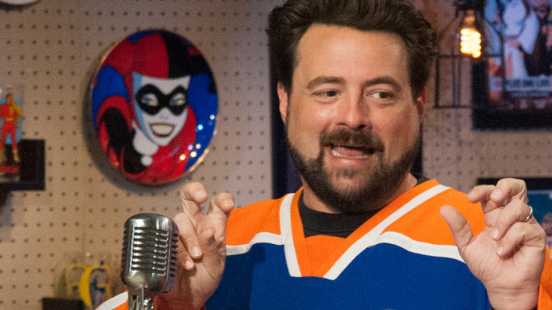 <em>Comic Book Men</em> Q&#038;A &#8211; Kevin Smith