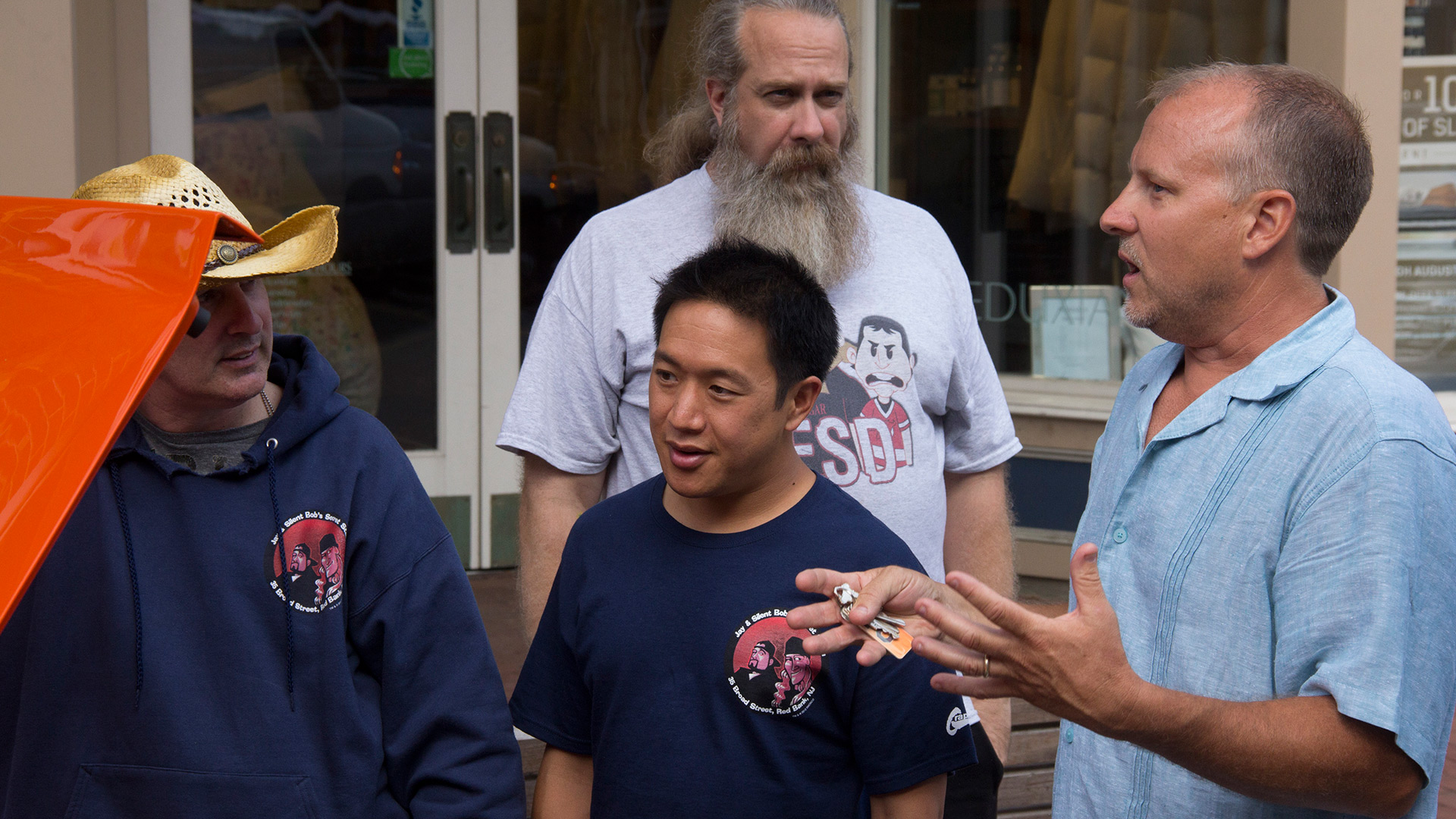 Talked About Scene: Episode 307: Comic Book Men: Dukes of Jersey