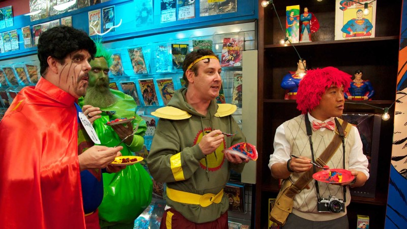 Trailer: Superman: Comic Book Men: Season 3
