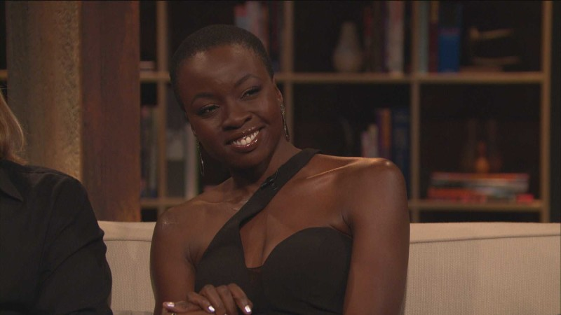 Danai Gurira on Michonne's Purpose: Episode 409: Talking Dead
