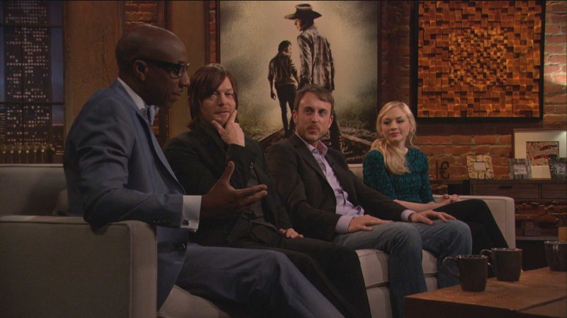 Bonus Scene: Talking Dead: Episode 412