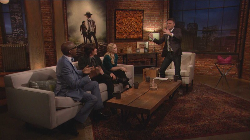 Highlights: Episode 412: Talking Dead: JB Smoove on Beth and Daryl