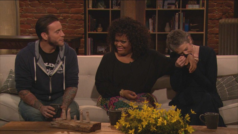 Bonus Scene: Talking Dead: Episode 414
