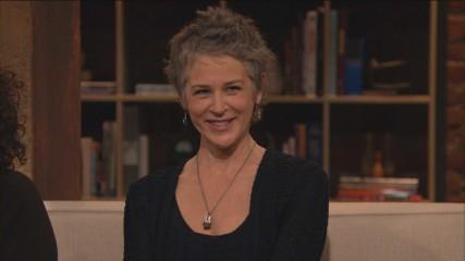 Melissa McBride on Tyreese and Carol: Episode 414: Talking Dead