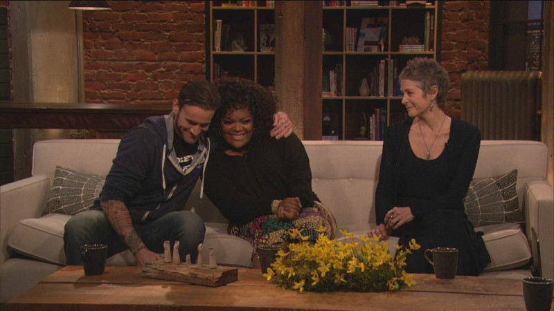 Highlights: Episode 414: Talking Dead: Yvette Nicole Brown on Lizzie