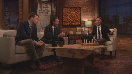 Bonus Scene: Episode 416: Talking Dead