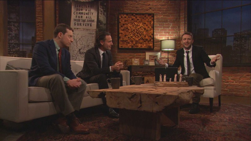 Bonus Scene: Episode 416: Talking Dead