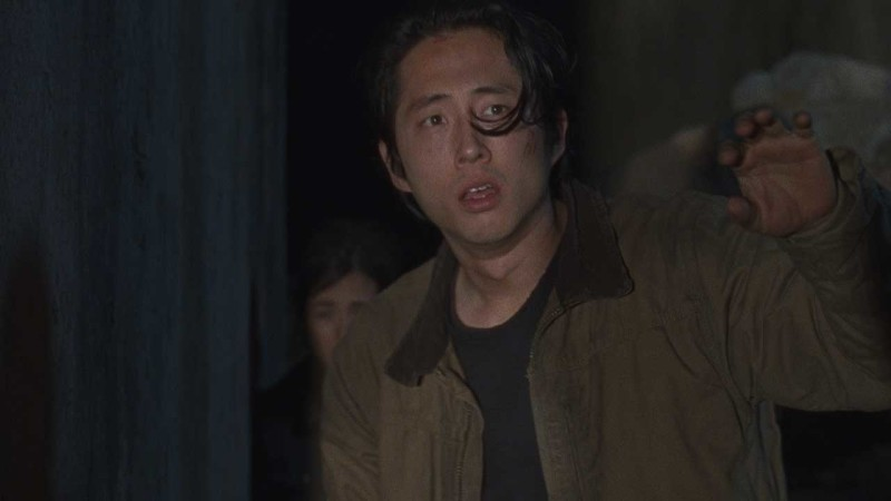 (SPOILERS) Talked About Scene: Episode 415: The Walking Dead: Us