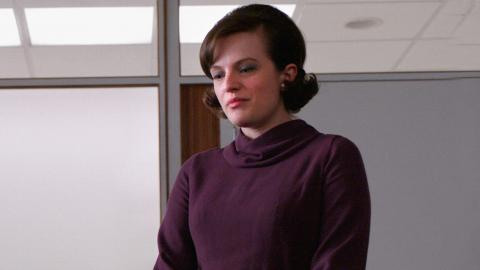 Unexpected Moment: Peggy Moves On: Mad Men