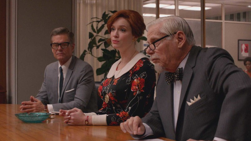 Talked About Scene: Episode 703: Mad Men: Field Trip