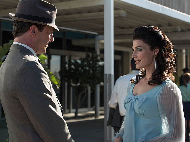 The <em>Mad Men</em> Fashion File &#8211; American Dreams