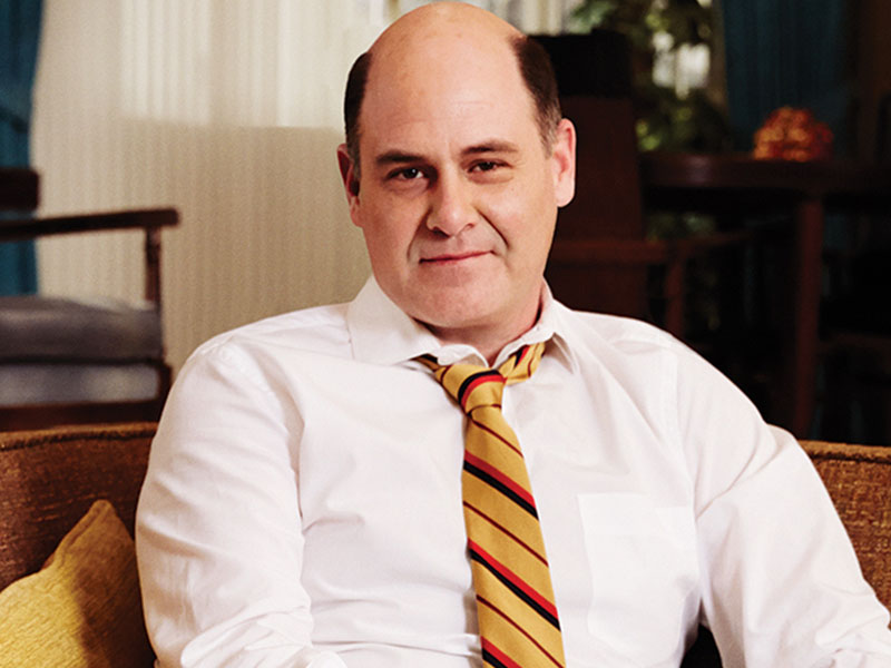 Q&A – Matthew Weiner (Series Creator and Executive Producer)