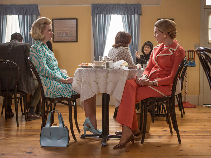 The <em>Mad Men</em> Fashion File &#8211; I Believe in Yesterday