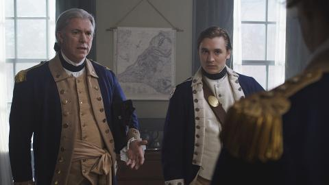 Chain of Command: Episode 106: Story Sync: TURN: Washington's Spies: Mr. Culpeper