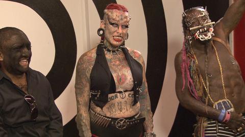 Extra Scene: Episode 203: Freakshow: Tattooed Vampiress