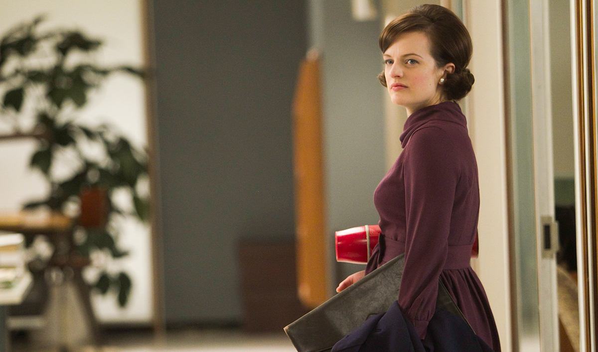 Elisabeth Moss on Five of Her Favorite Peggy Olson Scenes