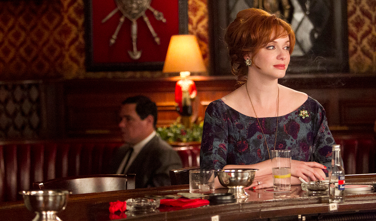 Christina Hendricks on Six of Her Favorite Joan Scenes