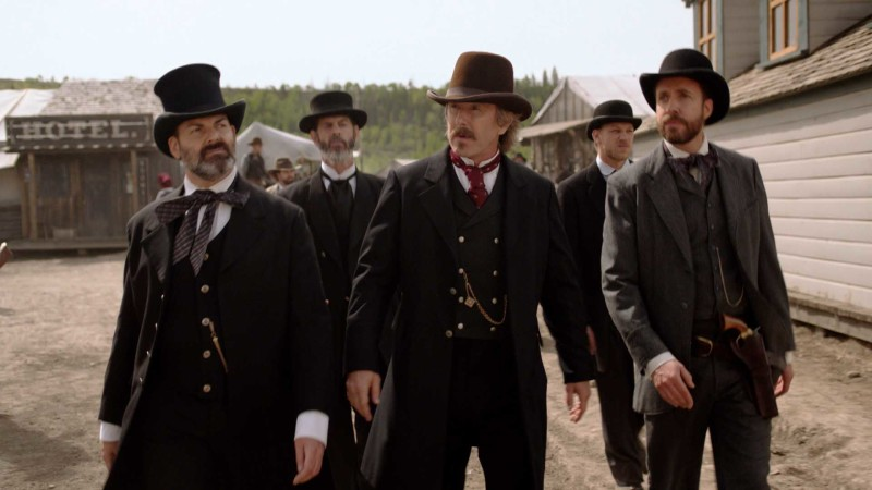 The New Characters of Season 4: Hell on Wheels
