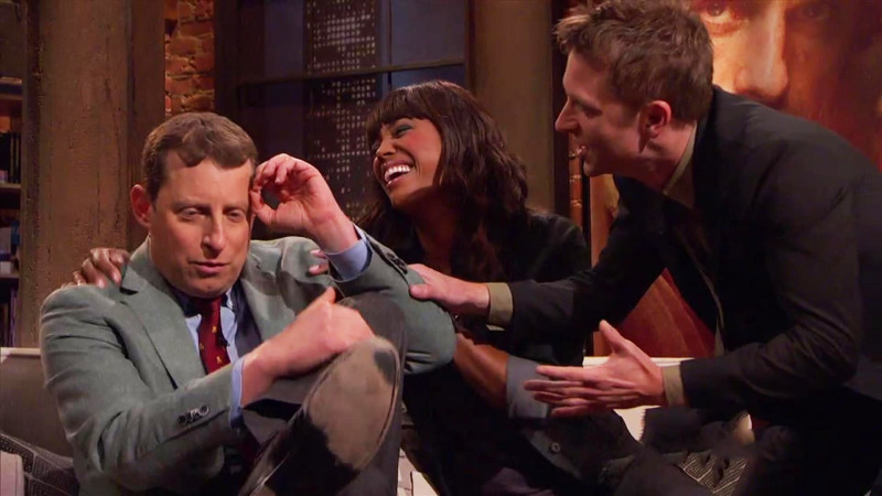 Highlights: Season 5 Preview Special: Talking Dead: Aisha Tyler on the Three Questions