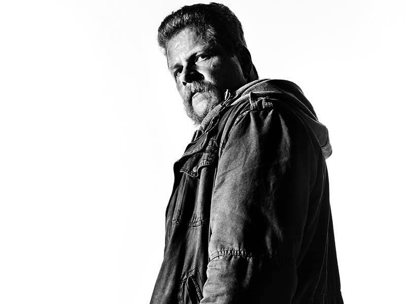 The Walking Dead Abraham Ford Amc border=