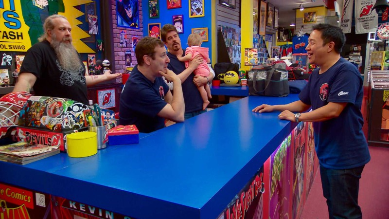 Talked About Scene: Episode 404: Comic Book Men: Super Baby