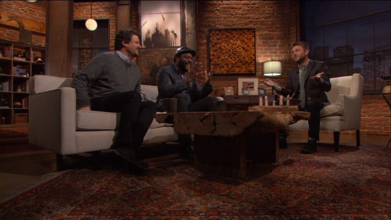 Highlights: Episode 502: Talking Dead: Rick vs. Abraham