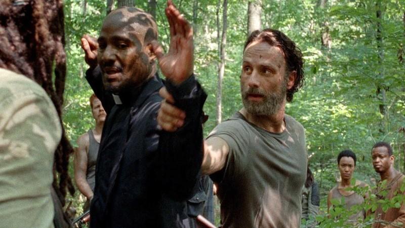 (SPOILERS) Inside Episode 502: The Walking Dead: Strangers