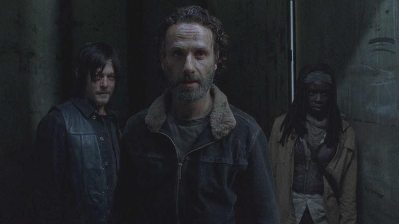 Where Season 4 Left Off: The Walking Dead