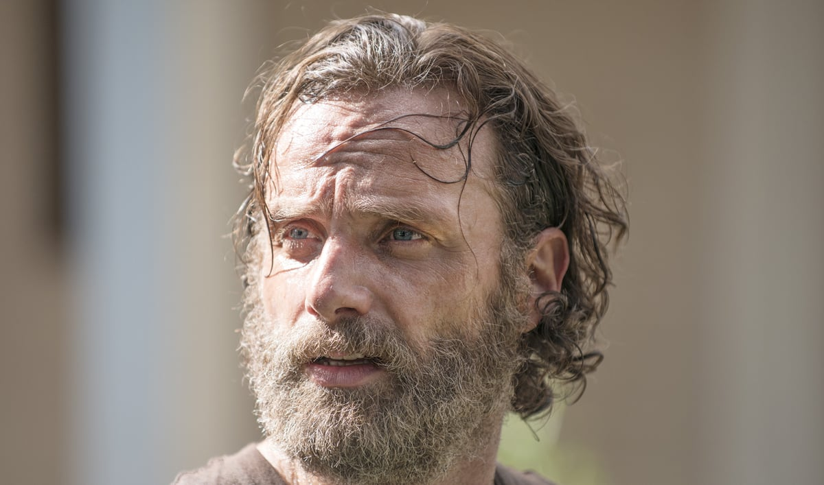 Blogs The Walking Dead The Walking Dead Q Amp A Andrew