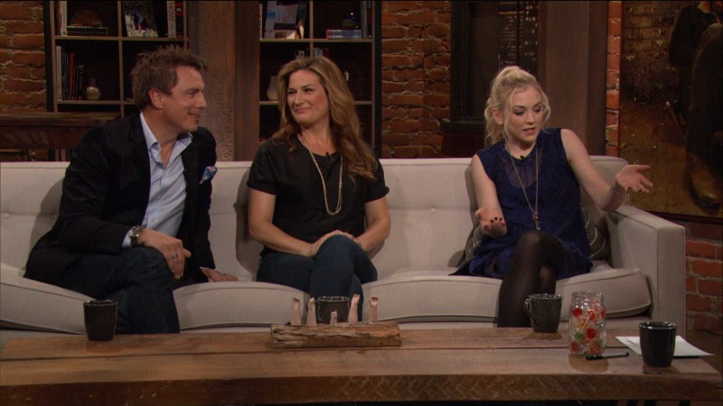 Talking Dead: Highlights: Episode 504: Beth and Daryl
