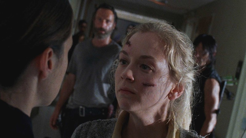 (SPOILERS) Inside Episode 508: The Walking Dead: Coda
