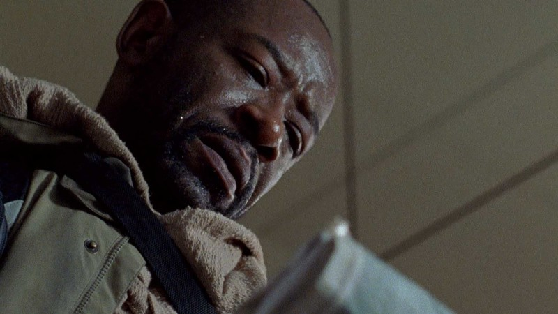 (SPOILERS) Morgan Closes In: Episode 508: The Walking Dead: Coda
