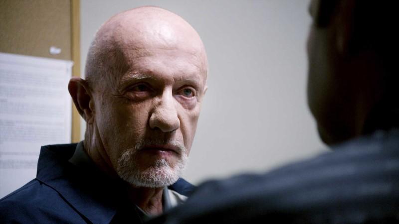 On Set With Jonathan Banks: Being Like Mike: Better Call Saul