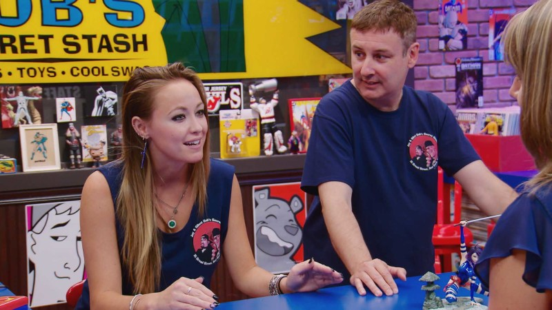 Talked About Scene: Episode 412: Comic Book Men: Secret Stashley